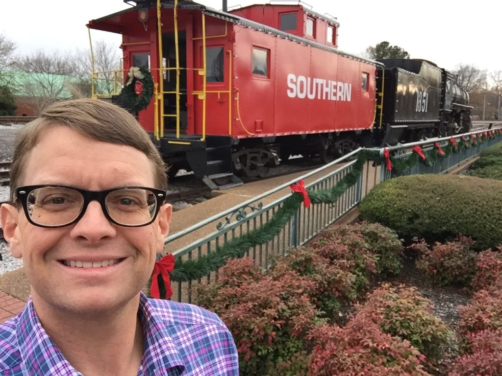 Collierville Local SEO coming to you from the Square Caboose