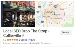 Memphis SEO Drop The Strap