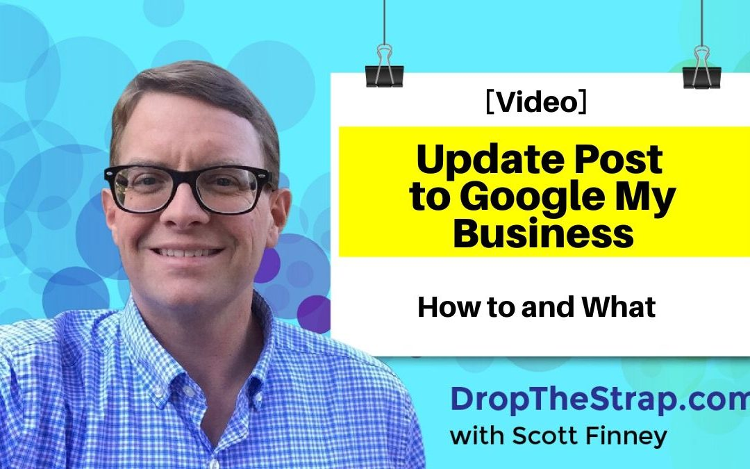 [Video] Post an update on Google My Business